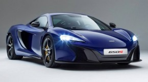 2015 McLaren 650S Becomes Official