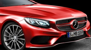 Mercedes-Benz S-Class Rendering Turns Sports Car Into Sexy Two-Seater