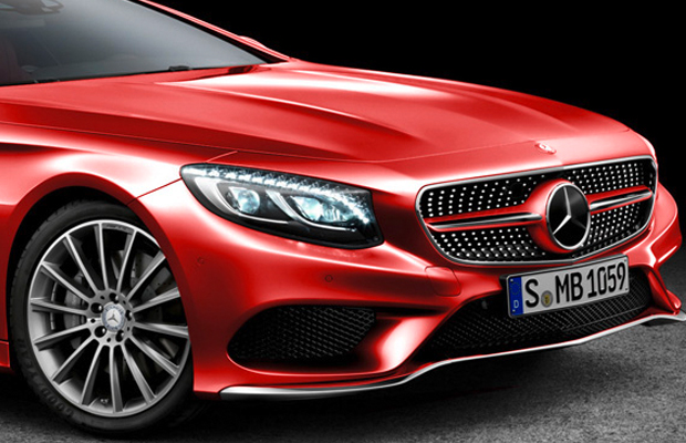 Mercedes benz s class rendering turns sports car into sexy for Mercedes benz 2 seater cars
