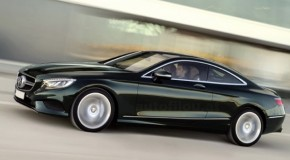 2015 Mercedes-Benz S-Class Coupe Photo Surface Online