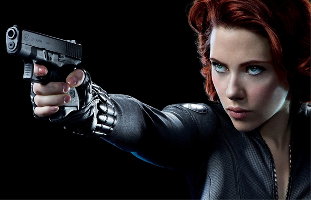 Black Widow Avengers 2
