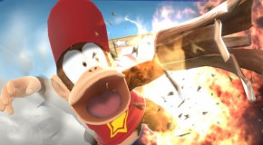 Diddy Kong Confirmed For 'Super Smash Bros. 4' on 3DS & Wii U