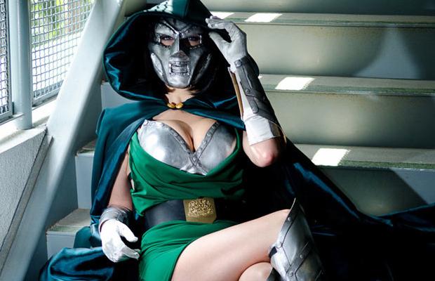 Fantastic Four Remake Doctor Doom Woman