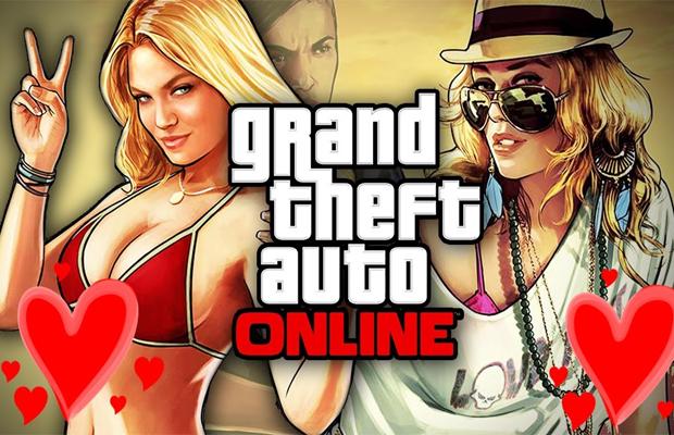 GTA Online, Rockstar Games, valentine's day, GTA Online Features, GTA Online Updates