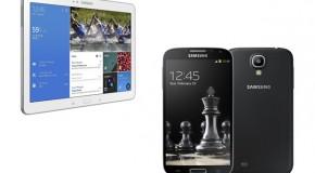 Alleged Samsung Galaxy Tab 4 & Galaxy S5 Specs Leak