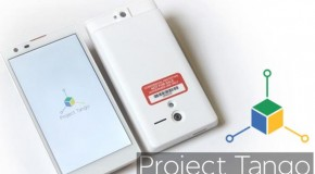 Google's Project Tango 3D-Mapping Phone Gets The Hands-On Treatment