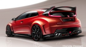 Honda Civic Type R Concept To Debut At Geneva Motor Show 2014