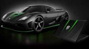 Koenigsegg & Razer Partner For Razer Blade Limited Edition Laptop