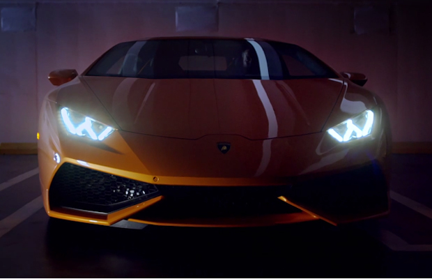 lamborghini huracan trailer released ahead of geneva motor show 2014. Black Bedroom Furniture Sets. Home Design Ideas