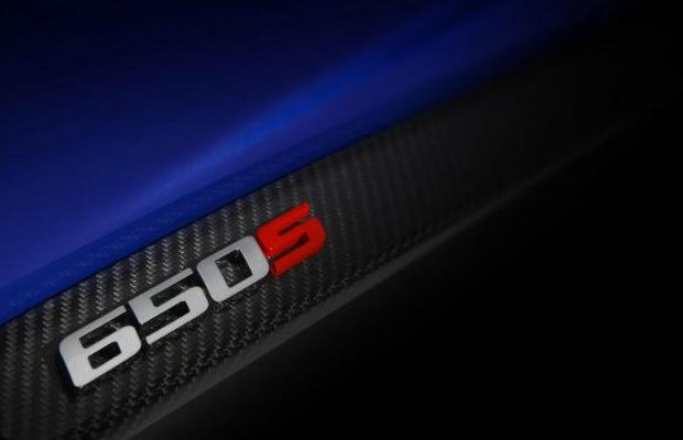 McLaren 605S Teaser