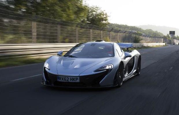 McLaren 605S