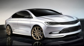 Mopar Chrysler 200 Being Unveiled at Chicago Motor Show 2014