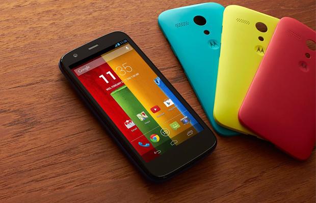 Motorola MWC 2014