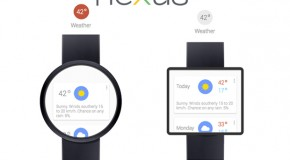 Google Announcing Nexus Smartwatch In March