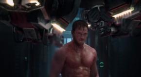 Marvel Shares 'Guardians of the Galaxy' Teaser & Screenshots