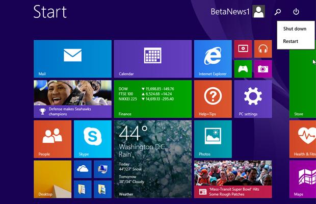 Windows 8-1 Update