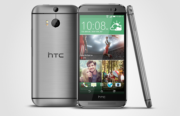 All New HTC One Gunmetal