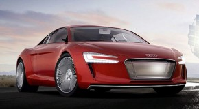 Audi R8 e-Tron Going Into Production & Offering 280-Mile Range