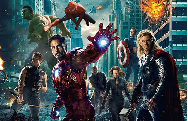 Avengers 3 Spider-Man