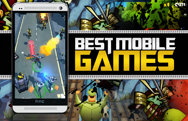 Best Mobile Games March 2014