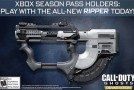 "New Call of Duty: Ghosts DLC Gives Xbox Players Early Access to ""Ripper"" Hybrid Gun"