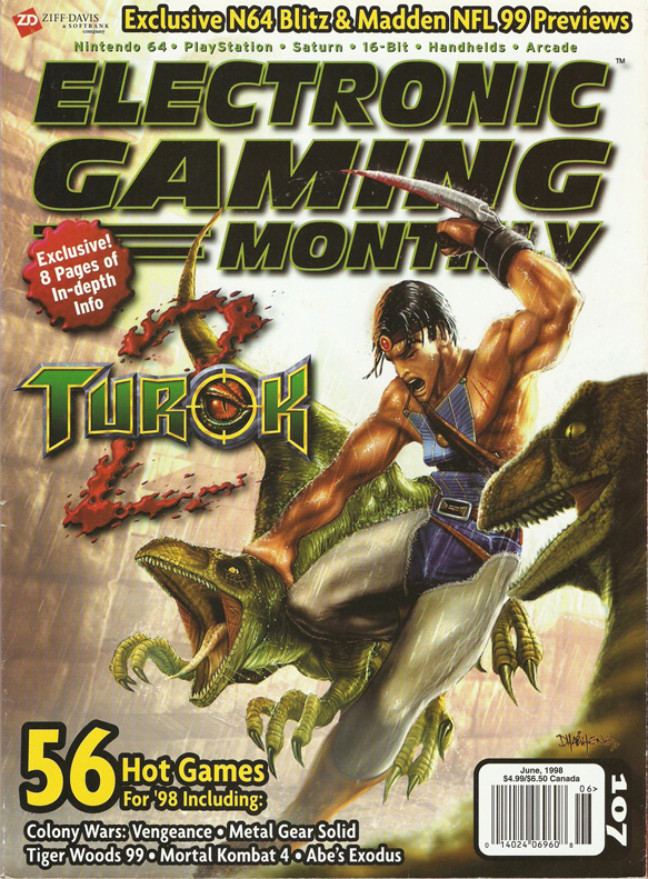 The 25 Best Egm Covers Of All Time