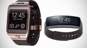 Samsung Galaxy Gear 2 and Gear FIT Pricing Confirmed