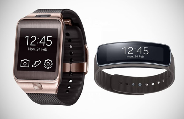 Galaxy Gear 2 and Gear Fit