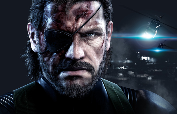 Ground Zeroes Wallpaper