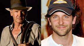 """Is Bradley Cooper Being Eyed for """"Indiana Jones"""" Reboot?"""