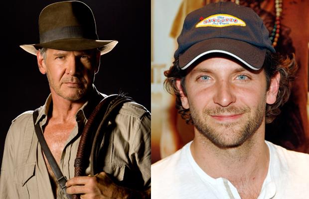 Indiana Jones Bradley cooper
