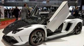 Geneva Motor Show 2014: Mansory Carbonado GT Unveiled