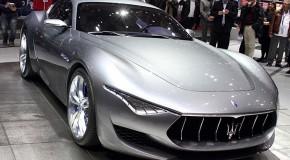 Geneva Motor Show 2014: Maserati Alfieri Concept Arrives