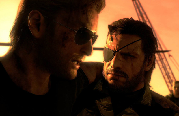 Metal gear Solid V Ground Zeroes Story