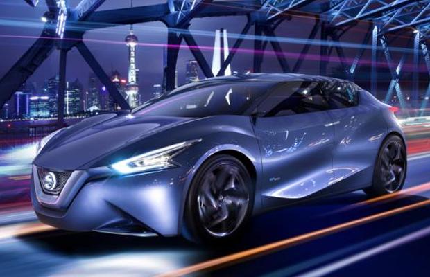 Nissan Sedan Concept