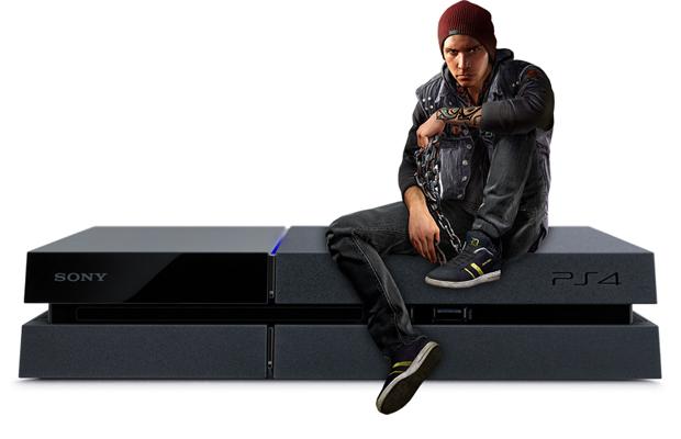 PS4 pre-game loads