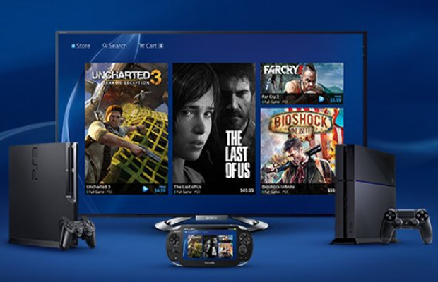 Playstation Now game rentals