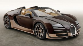 Rembrandt Bugatti Veyron Grand Sport Vitesse Becomes Official
