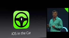 Apple Debuting 'iOS in the Car' Technology at Geneva Motor Show 2014