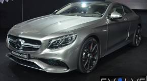 2014 NY Auto Show: 2015 Mercedes-Benz S63 AMG Preview (Video)