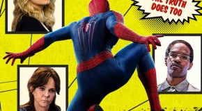 """Amazing Spider-Man 2"" International Trailer & Comic-Inspired Poster Surface"