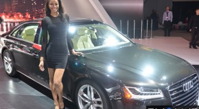 2014 NY Auto Show: 2015 Audi S8 Preview (Video)