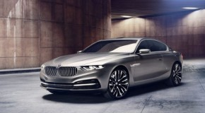 BMW 9-Series Concept Rumored for Beijing Motor Show 2014