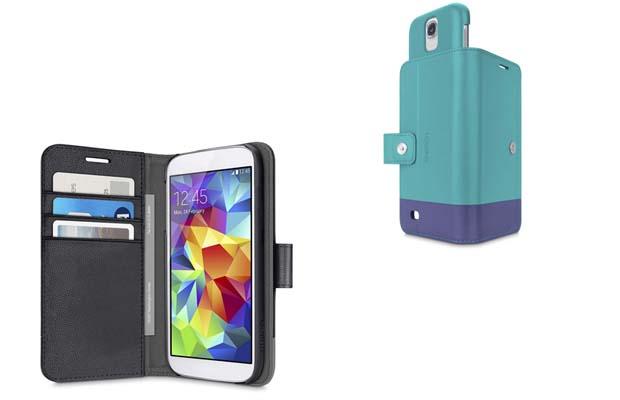 Belkin 2-In-1 Wallet Folio Galaxy S5