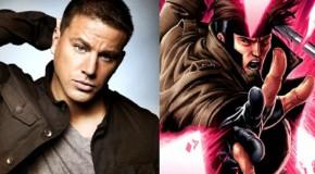 Channing Tatum Meets With Fox Regarding Gambit Role