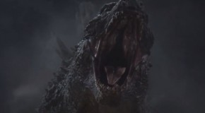 "Extended ""Godzilla"" Trailer Has Monster Open Wide"