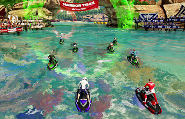Kinect Rivals Sports Multiplayer
