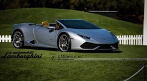 Lamborghini Huracan LP610-4 Spyder Virtually Rendered