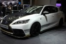 Lexus CT BG Concept Makes Surprise Appearance in Beijing