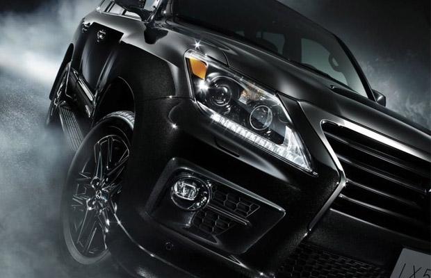 Lexus LX 570 Supercharger Special Edition